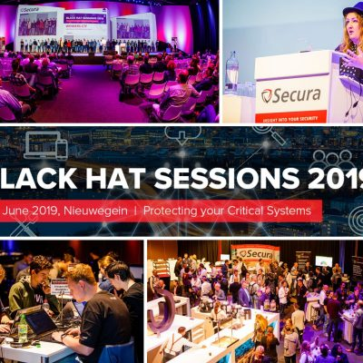 Black Hat Sessions