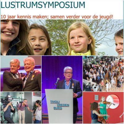 Lustrumsymposium 10 jaar kennis maken; samen verder voor de jeugd!